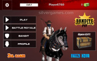 Bandits Multiplayer: Menu