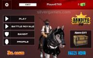 Bandits Multiplayer: Menu
