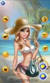 Barbies Sexy Bikini Beach: Dress Up Game