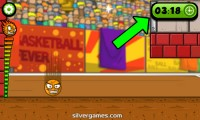Basket And Ball: Jump