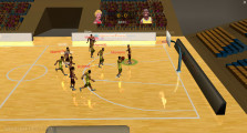 Basketball 2018: Gameplay Basketball