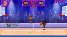 Basketball Legenden: Basketball Match