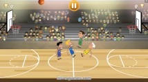 Физика Баскетбола: Gameplay Multiplayer Basketball