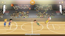 Физика Баскетбола: Playing Basketball Multiplayer