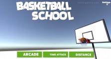 Basketball Schule: Menu
