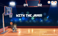 BasketBros.io: Basketball Duell