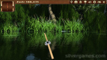 Bass Fishing: Gameplay