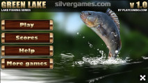 Bass Fishing: Menu