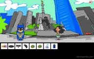 Batman Saw Game: Save Batgirl