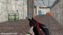 Battle Area: Gameplay