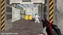 Battle Area: Shooting