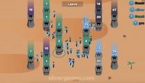 BattleFields.io: Gameplay Defense
