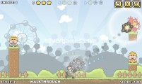 Bazooka Trooper: Gameplay Bomb Targets