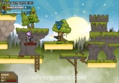 Bearbarians: Gameplay Bears Fighting
