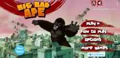 Big Bad Ape: Menu