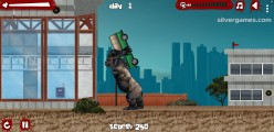 Big Bad Ape: Crashing