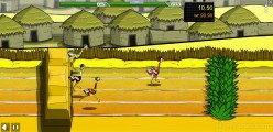 Big Bird Racing: Birds Racing Gameplay