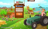 Big Farm: Login