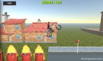 Course De Moto 3D: Motorbike