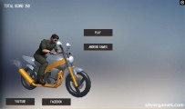 Course De Moto 3D: Screenshot