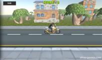 Course De Moto 3D: Stunts