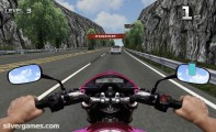 Motorrad-Simulator: Gameplay