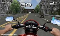 Motorrad-Simulator: Motorbike