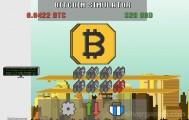 Добыча Биткоинов Симулятор: Trading Bitcoins Gameplay