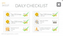 Bitcoin Miner: Daily Checklist Clicker
