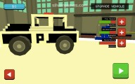 Blocky Demolition Derby: Car Selection