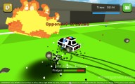 Blocky Demolition Derby: Car Crash