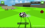 Blocky Demolition Derby: Gameplay Derby Crash