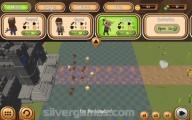 Blocky Fantasy Battle Simulator: Prepare Attack