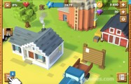 Blocky Farm: Farm Gameplay