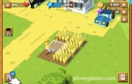 Blocky Farm: Field Harvest