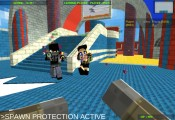 Blocky Gun Paintball 3: Gameplay Io Block Graphic