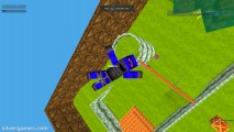 Blocky Gun Paintball: Killed