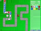Bloons Tower Defense 2: Balloon Gameplay Destruction