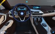 BMW I8 Configurator: Bmw Cockpit View