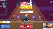 BMX Online: Menu