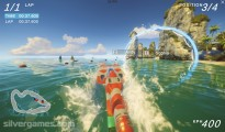 Boat Attack: Gameplay Racing Water Boat