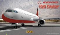 Boeing Flight Simulator 3D: Menu