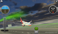 Boeing Flight Simulator 3D: Airplane Landing