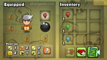 Bomber Friends: Inventory Gameplay