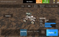 Bot Machines: Menu