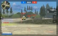 Bot Machines: Gameplay Shooting Buggy
