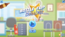 Bottle Flip Challenge: Menu