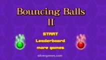 Bouncing Balls 2: Menu