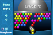 Bouncing Balls: Gameplay Bubble Shooter