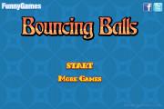 Bouncing Balls: Matching Game